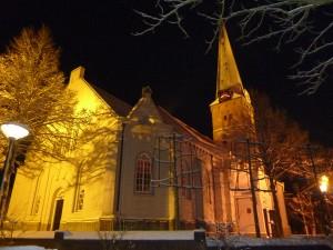 Kerkgebouw december 2011