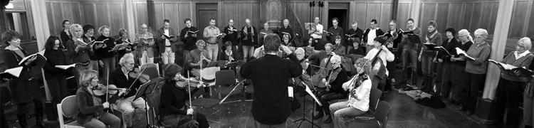 Bach Cantorij Baarn