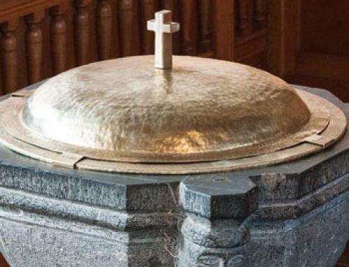 Uitgelicht: de doopvont