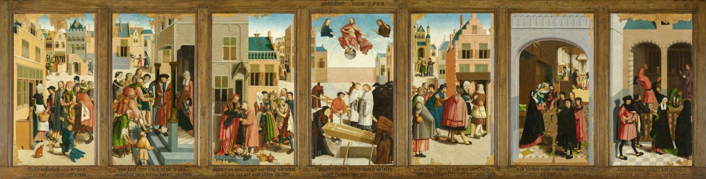 De 7 werken van Barmhartigheid